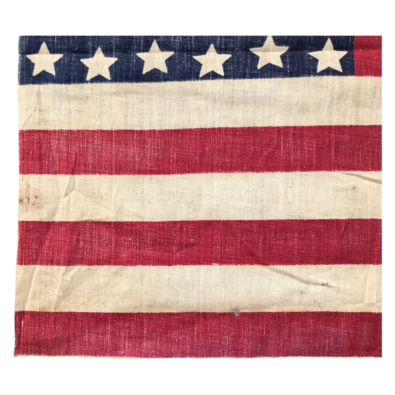42 Star Flag - Star Pattern in Wave Configuration, 1889 - 1890
