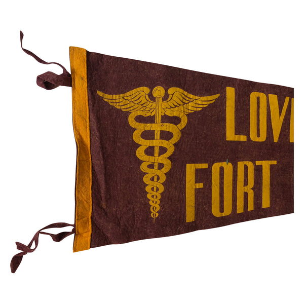 Lovell General Hospital Fort Devens, Mass Pennant