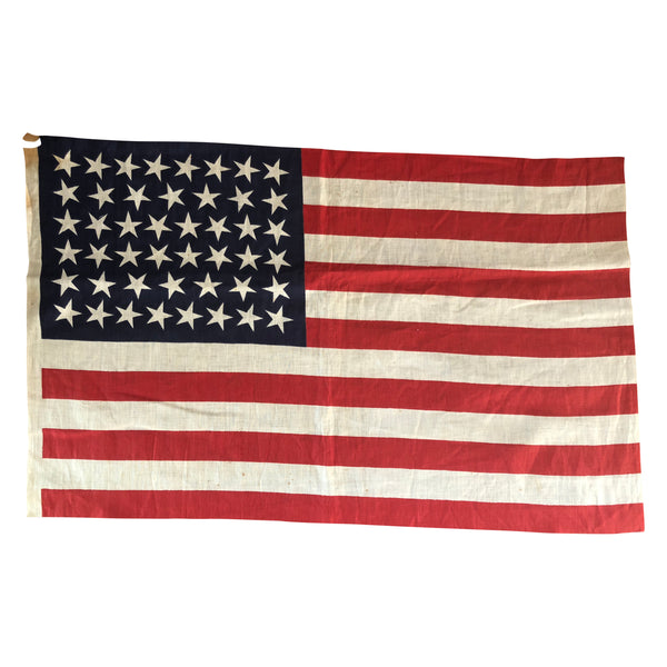 46 Star Flag with Ordered Change in Position Point