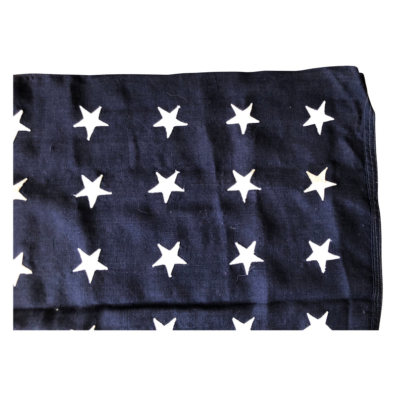 Vintage US Union Jack 48 Star Flag