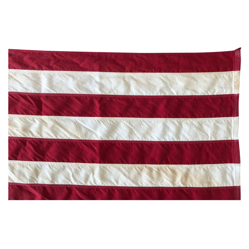 Vintage 50 Star flag made by Storm King - Printed Stars and Stripes