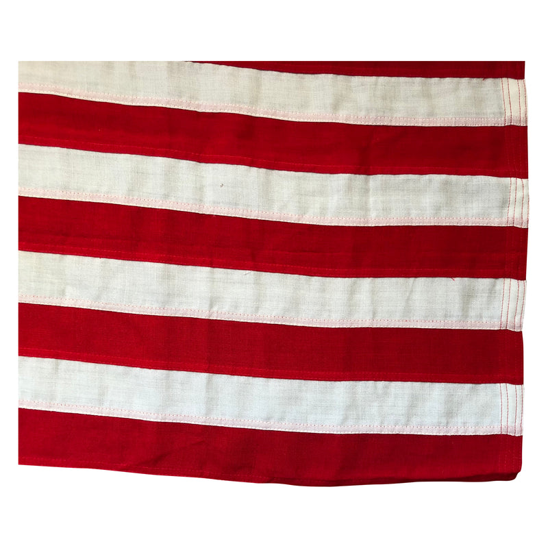 WWII U.S. Flag Mare Island 1945 Dated NO. 11 - Perfect Condition