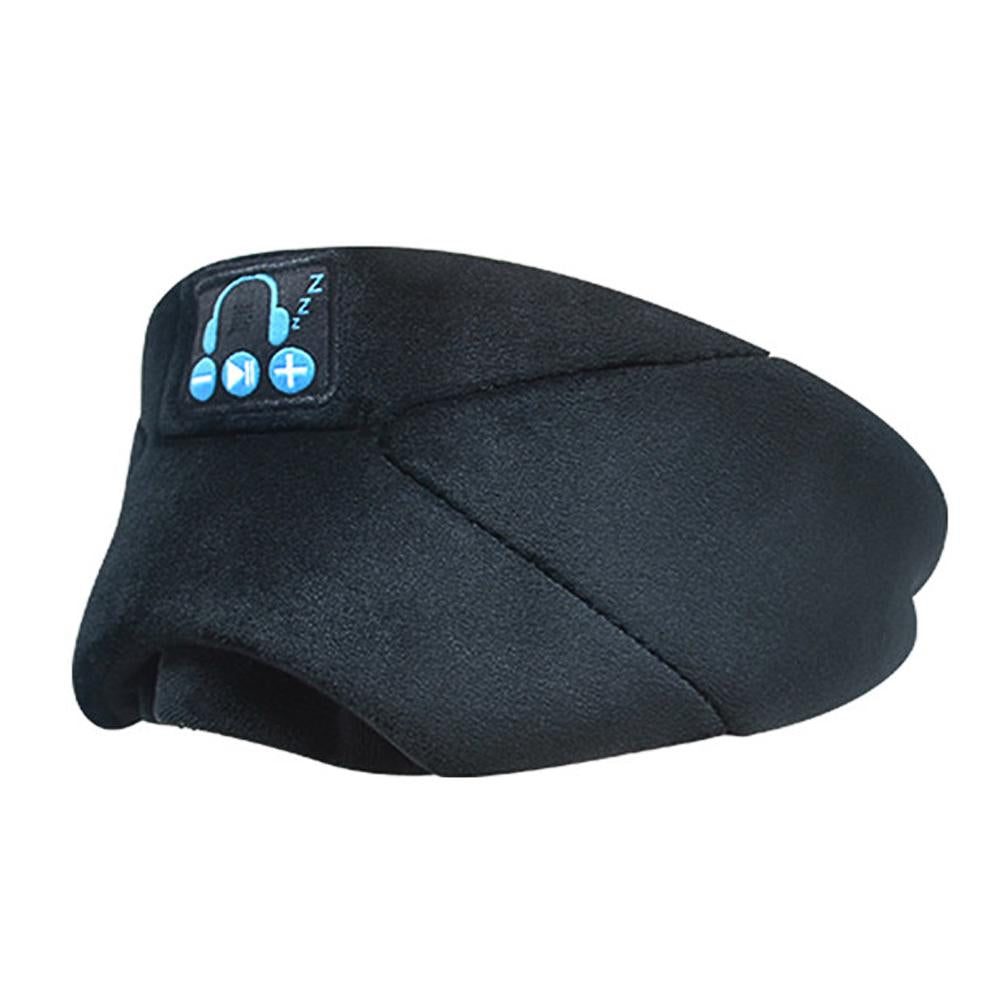5.0 Wireless Bluetooth Sleep Eye Mask Music and Ultra Thin Speakers