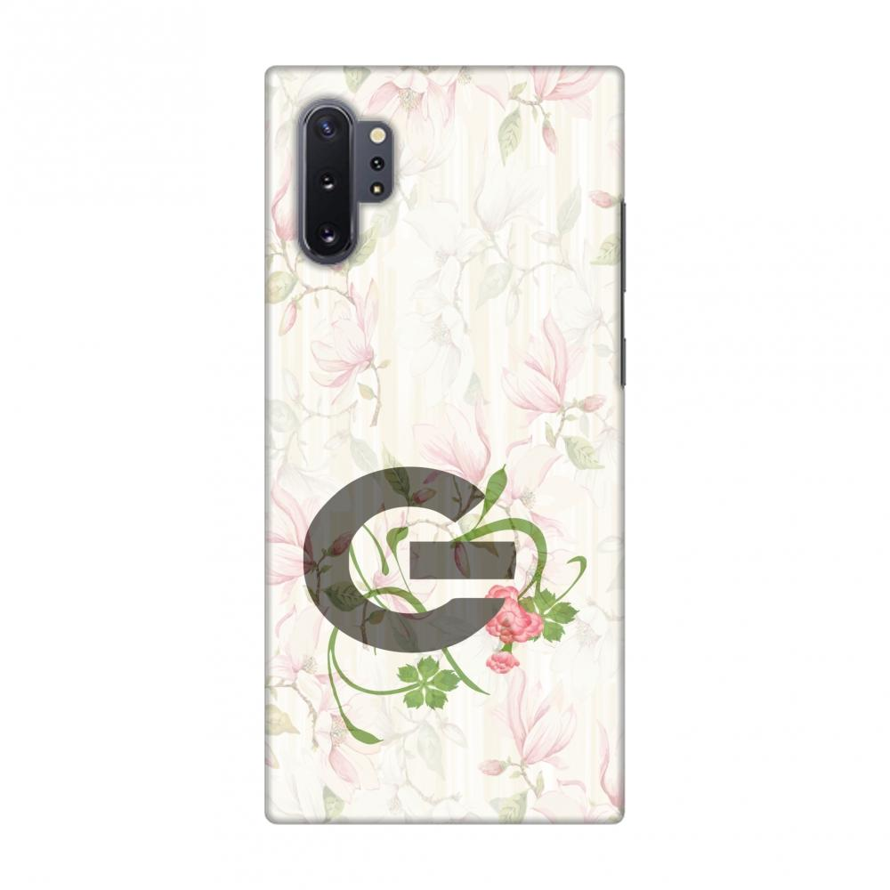 Floral Vines- G Slim Hard Shell Case For Samsung