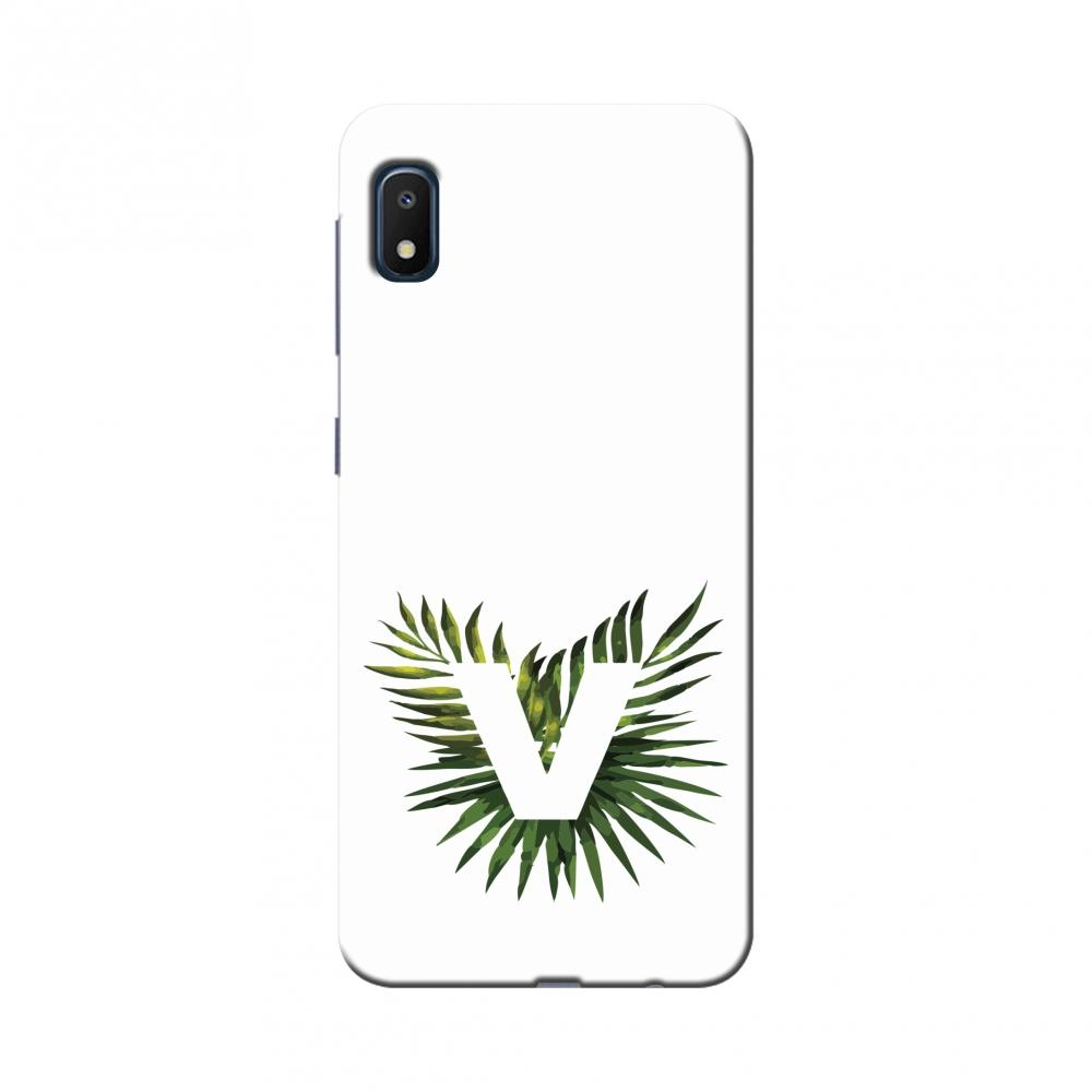 Tropical Fern- V Slim Hard Shell Case For Samsung
