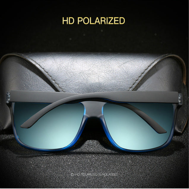 Black Matte Frame Polarized Sunglasses Men/Women Anti-Skidding Outdoor Sports Man/Weman Sunglass Dust goggles/Eyewear/Shades