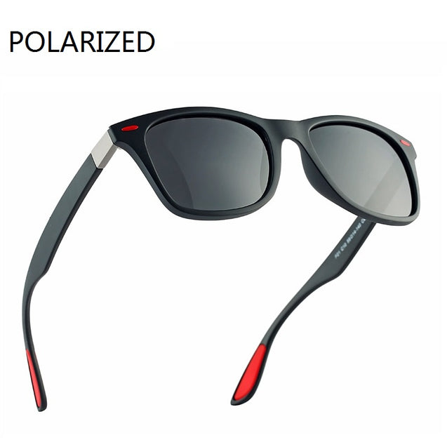 Men Women Polarized Sunglasses Fashion Sports Driver's Retro Sun Glasses For Man Female Brand Design Shades Oculos De Sol UV400