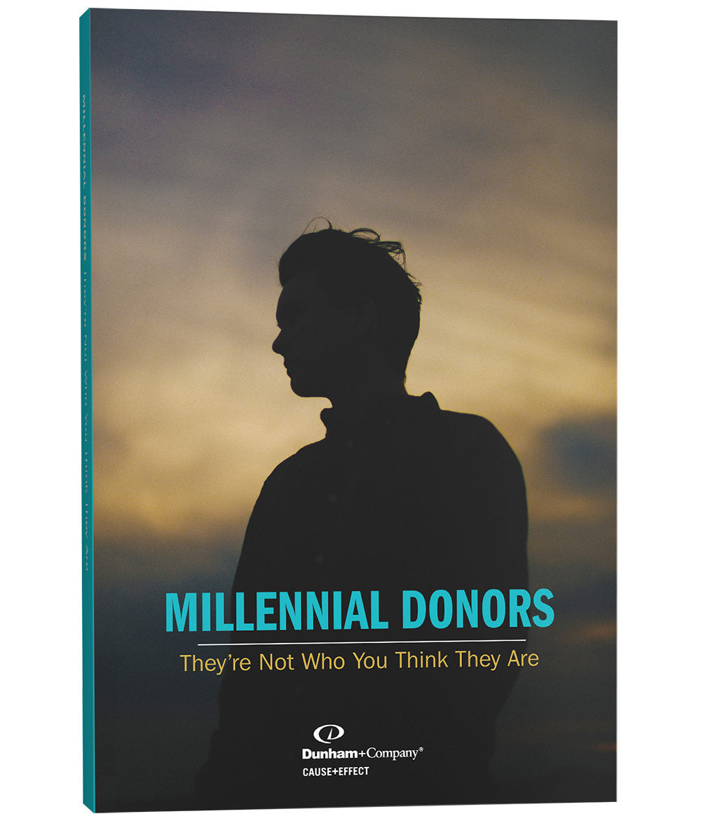 millennial donors they re not who you think they are paperback