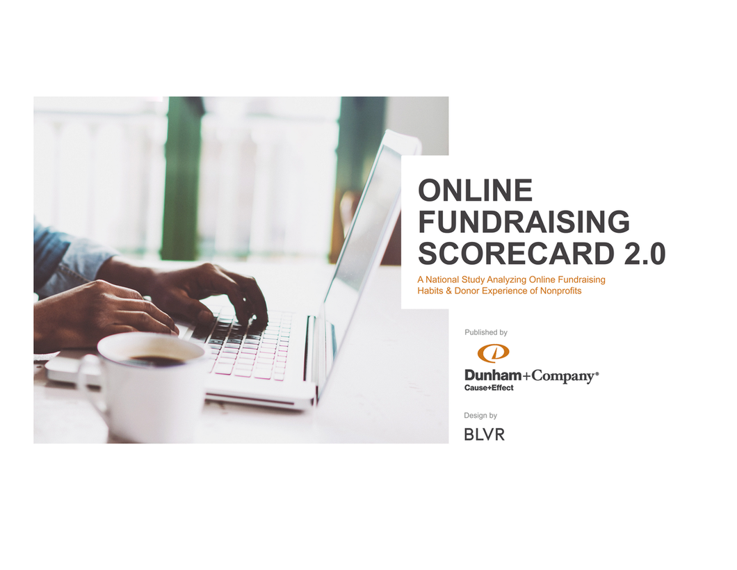 The Online Fundraising Scorecard 2.0 (PDF Digital Download)