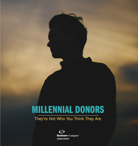 'Millennial Donors: They're Not Who You Think They Are' Digital Download (PDF)