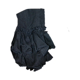 Girls Sunflower 3/4 Sleeve Dress with Black Ruffle Pants
