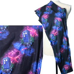 Police Box Leggings Nebula Who?