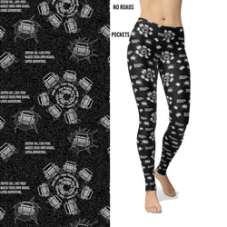 No Roads Jeeper Leggings