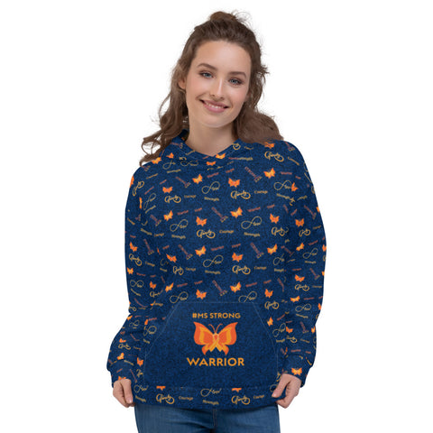 MS Strong Unisex Hoodie