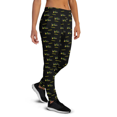WS -Exterminate Who Zilla Joggers