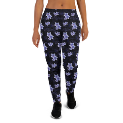 Purple Lily Haze Joggers