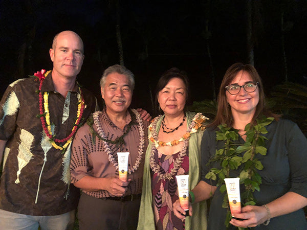 Sierra Club and Governor David Ige with Kuleana
