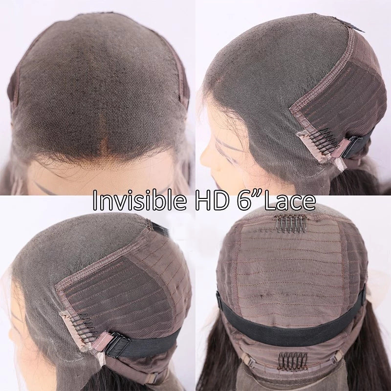 Lace front cap construction