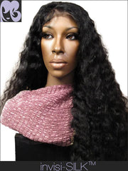 SILK TOP LACE WIG: Stephanie By The Beach