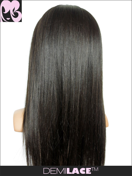 LACE FRONT WIG: Minxx Light Yaki