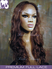 FULL LACE WIG: Brenda Indian Remy Body Wave