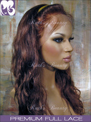 FULL LACE WIG: Caramel Body Wave- Indian Remy