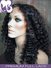 FULL LACE WIG: Alana Indian Remy Spanish Wave