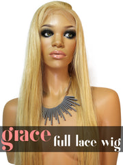 FULL LACE WIG: Shayla Straight