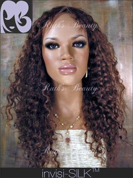 SILK TOP LACE WIG: Cecilia Curl