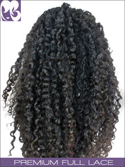 FULL LACE WIG: Crissy- Virgin Malaysian Curly