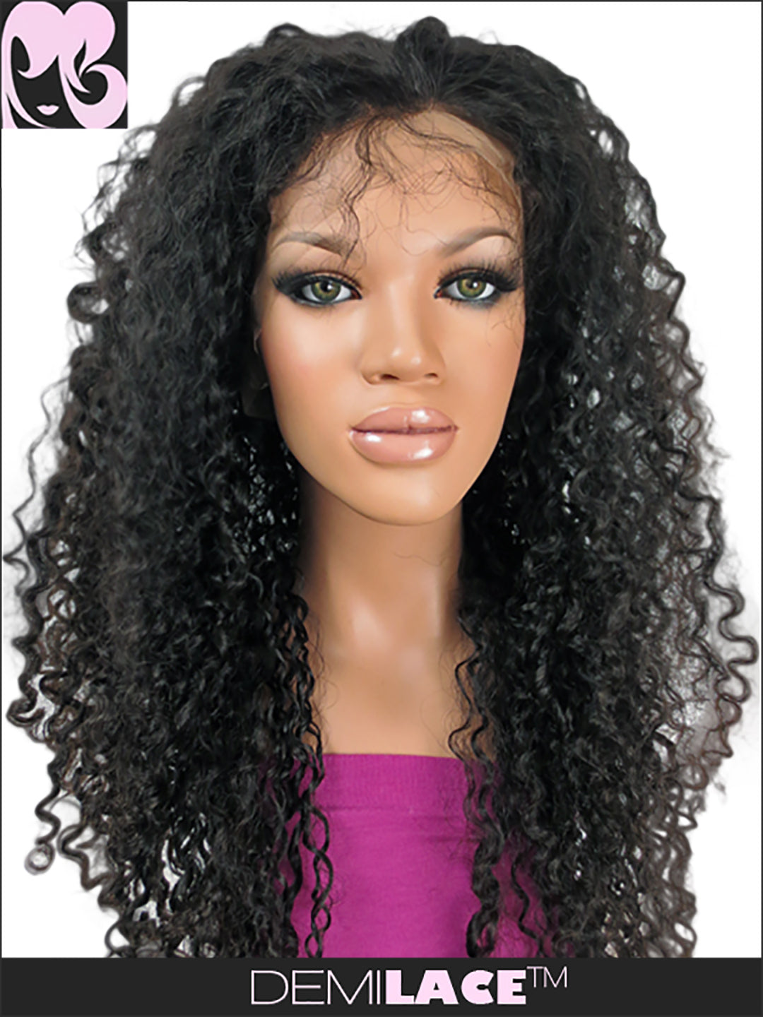LACE FRONT WIG: Crissy Malaysian