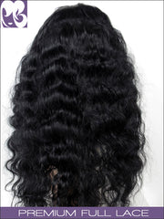 FULL LACE WIG: Ruth's Ripple Indian Remy Wavy