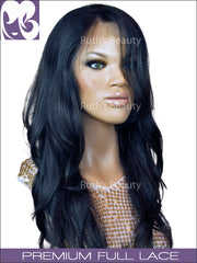 FULL LACE WIG: Robin virgin Malaysian Professionally Cut