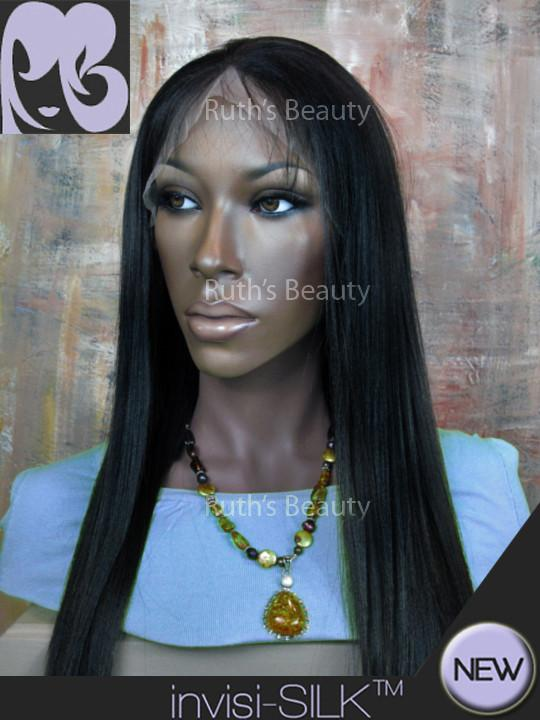 SILK TOP LACE WIG: Minxx Light Yaki