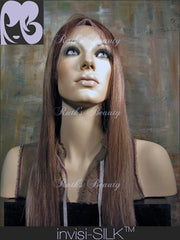 SILK TOP LACE WIG: Susan Silky Straight