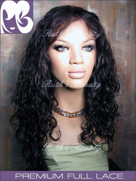 FULL LACE WIG: Xantara Indian Remy Wave