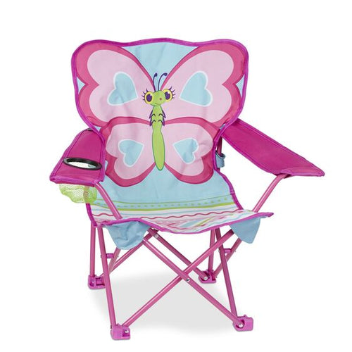 Chaise de camping / plage Butterfly Cutie Pie
