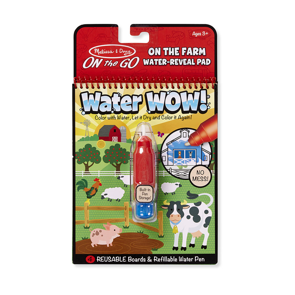 On the Go - Water Wow - Ferme
