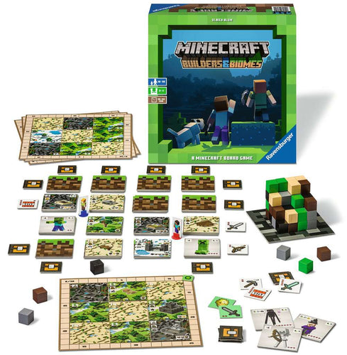 Minecraft Le jeu (version multilingue)