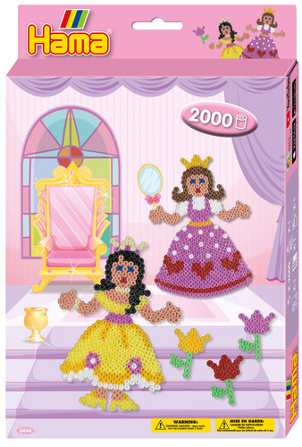 Perles HAMA - Princesses (2000pcs)
