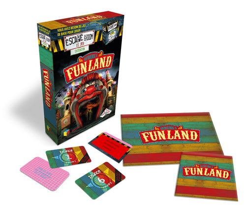 Escape de room - Extension Funland