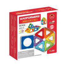 MAGFORMERS - Ensemble base plus (14 pcs)