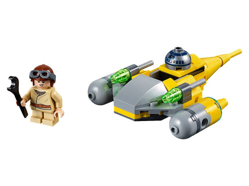 LEGO - Star Wars - Microvaisseau Chasseur Naboo