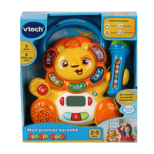 VTECH - Jungle Rock- Mon premier karaoké