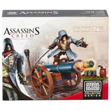 Ensemble de blocs (Assassin's Creed) - Frappe de canon