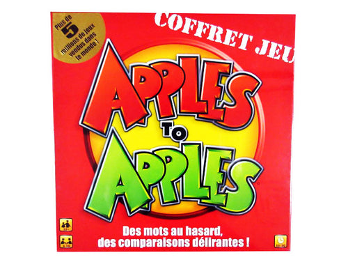 Apples to Apples - Coffret de jeu (version française)