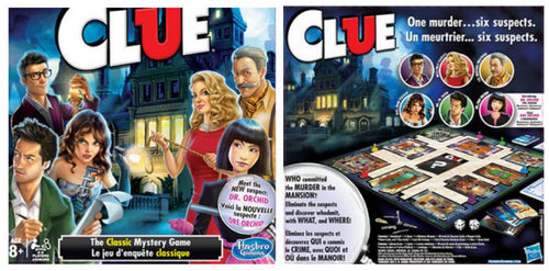 Clue (bilingue)
