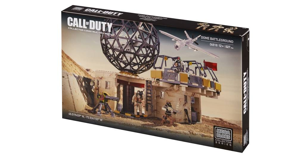 Ensemble de blocs (Call of Duty) - Dome de combat