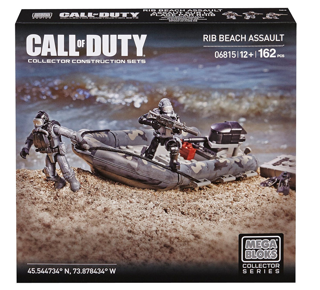 Ensemble de blocs (Call of Duty) - Assaut à la plage