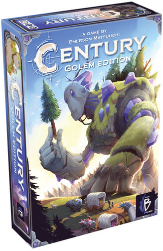Century - Édition Golem (version multilingue)